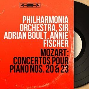 Philharmonia Orchestra, Sir Adrian Boult, Annie Fischer 歌手頭像