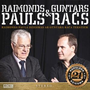 Raimonds Pauls&Guntars Račs 歌手頭像