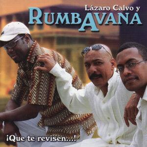 Lázaro Calvo 歌手頭像