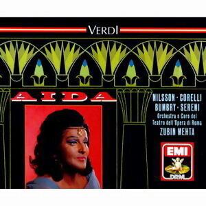 Verdi: Aida 歌手頭像