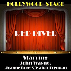 John Wayne, Joanne Drew & Walter Brennan 歌手頭像
