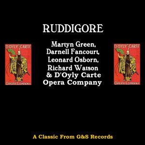 Martyn Green, Darnell Fancourt, Leonard Osborn, Richard Watson & D'Oyly Carte Opera Company 歌手頭像
