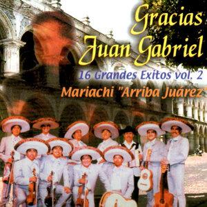 """Mariachi """"Arriba Juárez"""""""