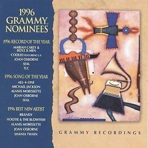 1996 Grammy Nominees 歌手頭像
