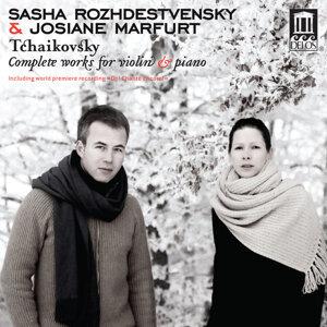 Sasha Rozhdestvensky 歌手頭像