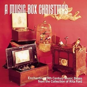 A Music Box Christmas 歌手頭像
