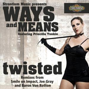 Ways & Means feat. Priscilla Tonkin 歌手頭像