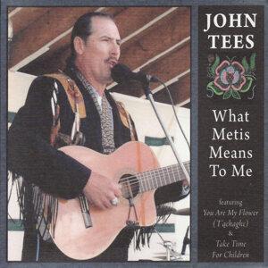 John Tees 歌手頭像