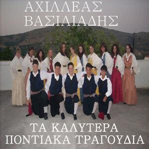 Achileas Vasiliades 歌手頭像