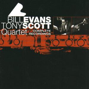 Bill Evans & Tony Scott Quartet 歌手頭像