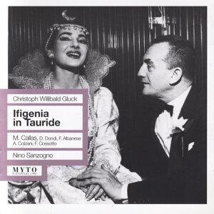 Maria Callas, Dino Doni, Francesco Albanese, Anselmo Colzani, Fiorenza Cossotto, Orchestra e Coro del Teatro alla Scala di Milano, Nino Sanzogno 歌手頭像