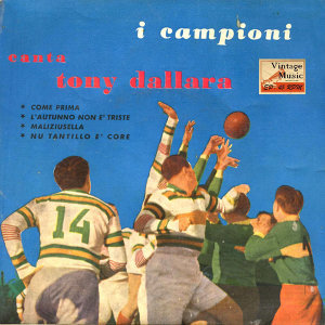 Tony Dallara & I Campioni 歌手頭像