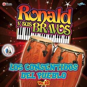 Ronald y Sus Bravos 歌手頭像