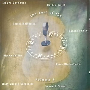 Columbia Records Radio Hour, Vol. 1 歌手頭像