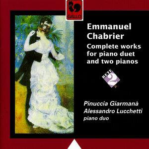 Pinuccia Giarmanà & Alessandro Lucchetti 歌手頭像