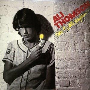 Ali Thomson