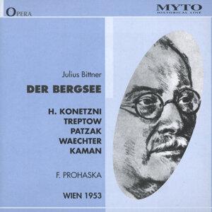 Hilde Konetzni, Günther Treptow, Julius Patzak, Eberhard Wächter, Karl Kaman, Alois Pernerstorfer, Wiener Rundfunkorchester, Tonkünstlerchor, Felix Prohaska 歌手頭像
