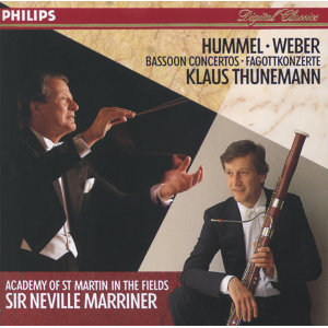 Sir Neville Marriner,Klaus Thunemann,Academy of St. Martin in the Fields 歌手頭像