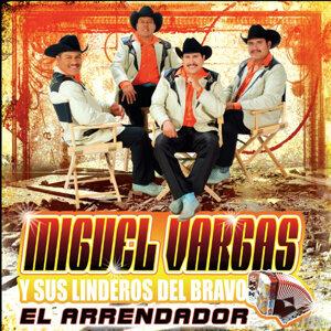 Miguel Vargas y sus Linderos del Bravo 歌手頭像