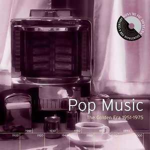 Pop Music: The Golden Era 1951-1975 歌手頭像