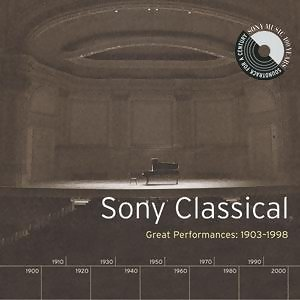 Sony Classical - Great Performances, 1903-1998 歌手頭像