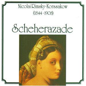 Nicolai Rimsky-Korssakow: Scheherazade 歌手頭像