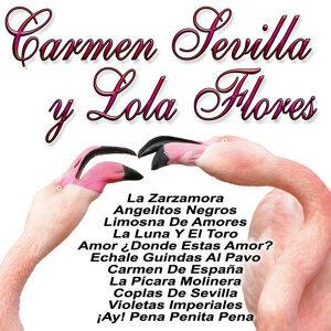 Carmen Sevilla Y Lola Flores 歌手頭像