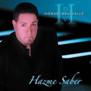 Homar Del Valle 歌手頭像