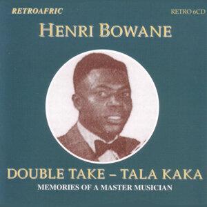 Henri Bowane 歌手頭像