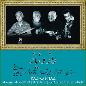 Parviz Yahaghi 歌手頭像