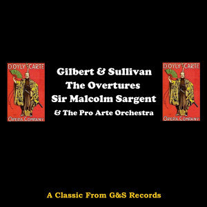 Sir Malcolm Sargent & The Pro Arte Orchestra 歌手頭像