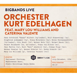 Kurt Edelhagen Orchestra 歌手頭像