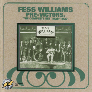 Fess Williams 歌手頭像