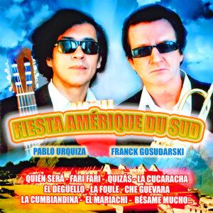 Pablo Urquiza, Frank Gosudarski 歌手頭像