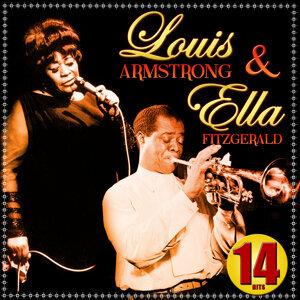 Louis Armstrong & Ella Fitzgerald Vol.3 歌手頭像