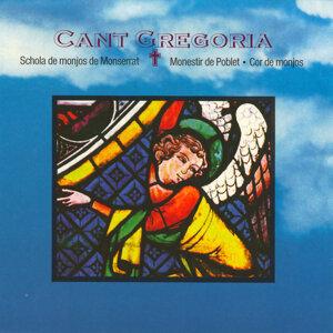Schola De Monjos De Montserrat & Cor De Monjos Del Monestir De Poblet 歌手頭像