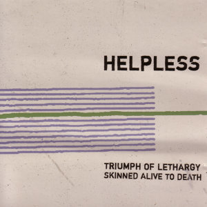 Triumph Of Lethargy Skinned AliveTo Death