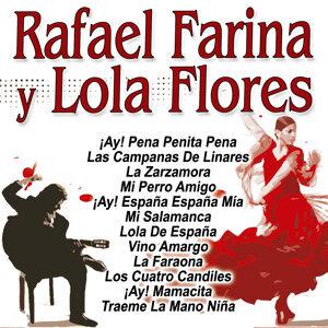 Rafael Farina y Lola Flores 歌手頭像