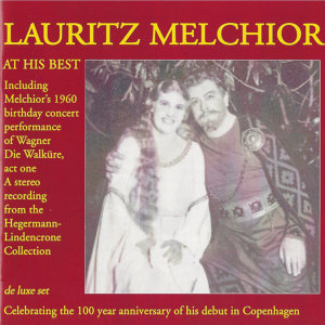 Lauritz Melchoir 歌手頭像