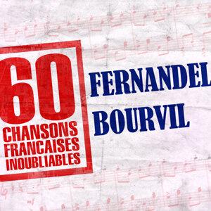 Fernandel & Bourvil 歌手頭像
