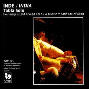 Ustad Latif Ahmed Khan, Asif Ali Khan & Ma Deva Prashanti 歌手頭像