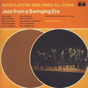 Buck Clayton - Earl Hines All-Stars 歌手頭像