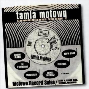 Tamla Motown Connoisseurs 2 アーティスト写真