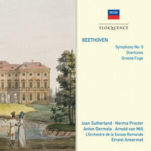 Arnold van Mill,Anton Dermota,Ernest Ansermet,Dame Joan Sutherland,Norma Procter,L'Orchestre de la Suisse Romande 歌手頭像