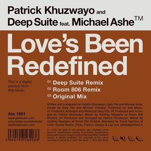 Patrick Khuzwayo, Deep Suite 歌手頭像