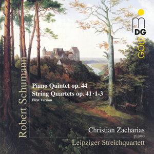 Christian Zacharias, Leipziger Streichquartett 歌手頭像