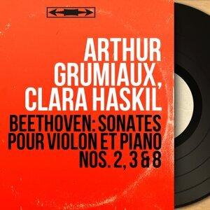 Arthur Grumiaux, Clara Haskil 歌手頭像
