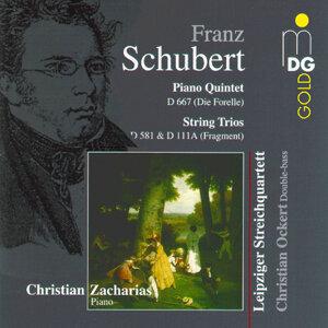 Christian Zacharias, Leipziger Streichquartett, Christian Ockert 歌手頭像