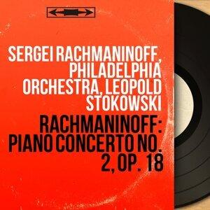 Sergei Rachmaninoff, Philadelphia Orchestra, Leopold Stokowski 歌手頭像