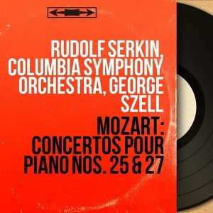 Rudolf Serkin, Columbia Symphony Orchestra, George Szell 歌手頭像